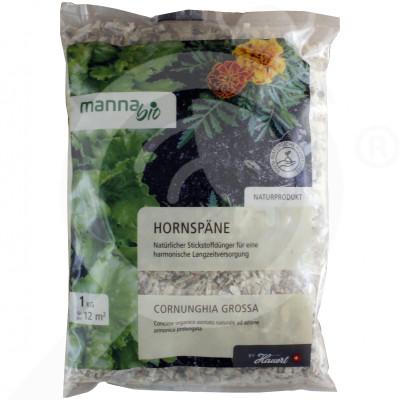 gr hauert fertilizer hornoska 1 kg - 0