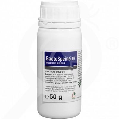 gr nufarm insecticide crop bactospeine df 50 g - 0