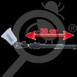 gr solo telescopic lance telescopic wand 25 50 cm solo 49628 - 0, small