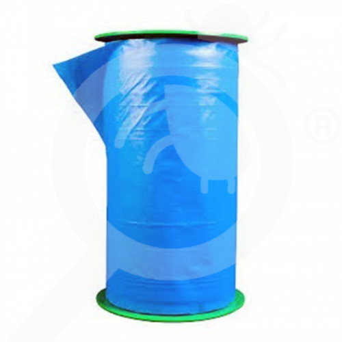 gr agrisense trap fly greenhouse sut blue glue roll 25 m 4 p - 0, small