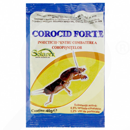gr solarex insecticide crop corocid forte 40 g - 0, small