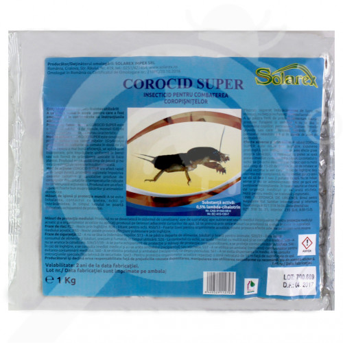 gr solarex insecticide crop corocid super 1 kg - 0, small