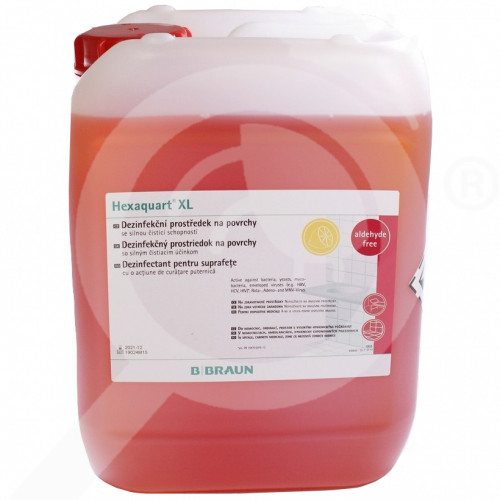gr b braun disinfectant hexaquart xl 5 l - 0, small