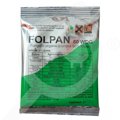 gr adama fungicide folpan 80 wdg 150 g - 0, small