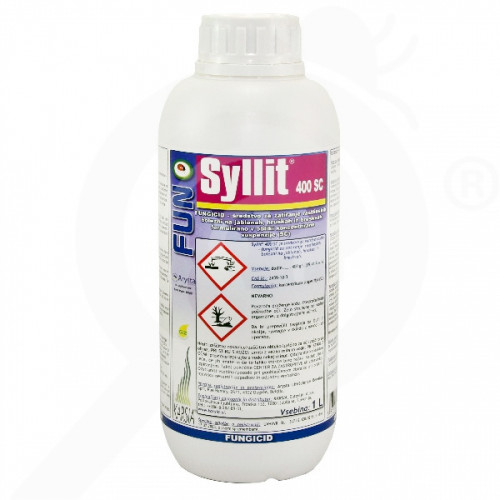 gr agriphar fungicide syllit 400 sc 1 l - 0, small