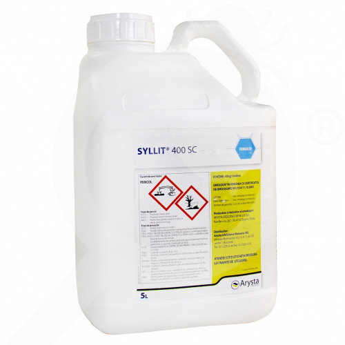 gr agriphar fungicide syllit 400 sc 5 l - 0, small