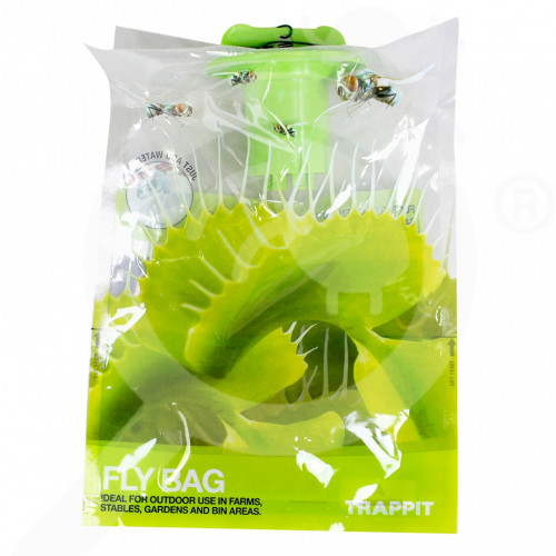 gr agrisense trap fly bag - 0, small