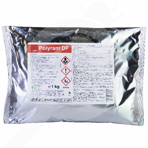 gr basf fungicide polyram df 10 kg - 0, small