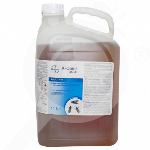 gr bayer insecticide k obiol ec 25 15 l - 0, small