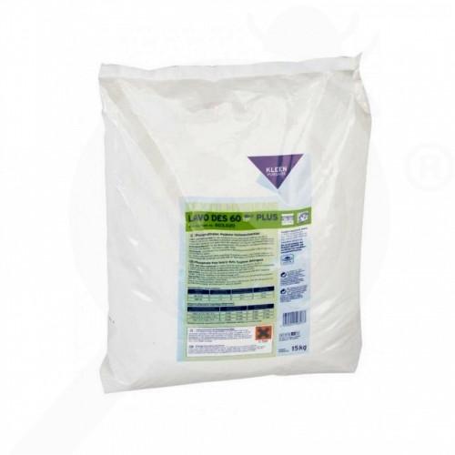 gr kleen purgatis professional detergent lavo des 60 plus 15 kg - 0, small