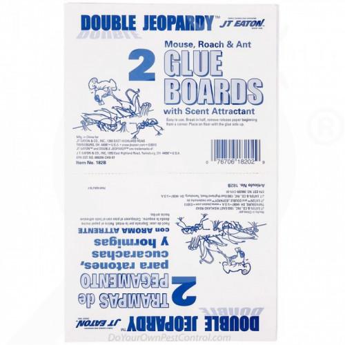 gr jt eaton adhesive trap double jeopardy glue board - 0, small