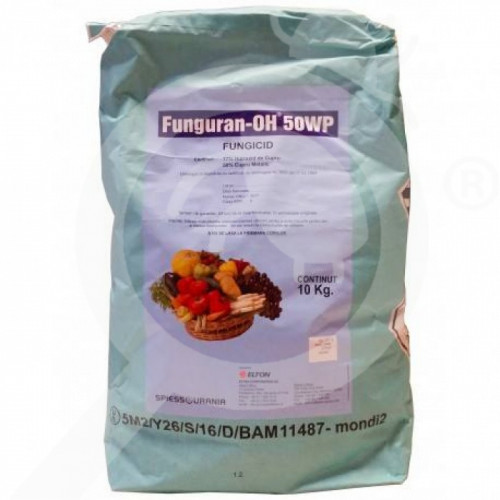 gr spiess urania chemicals fungicide funguran oh 50 wp 10 kg - 0, small