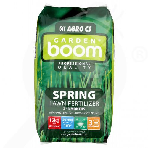 gr garden boom fertilizer spring 25 05 12 3mgo 15 kg - 0, small
