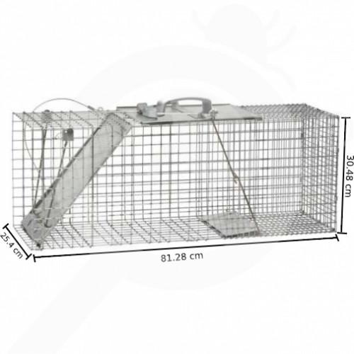 gr woodstream trap havahart 1085 one entry animal trap - 0, small