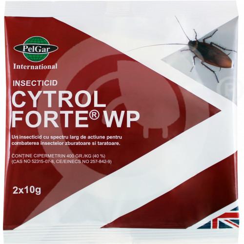 gr pelgar insecticide cytrol forte wp 20 g - 1, small