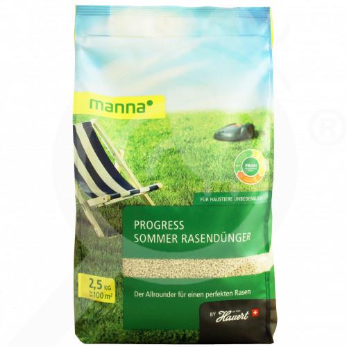 gr hauert fertilizer grass summer 2 5 kg - 0, small