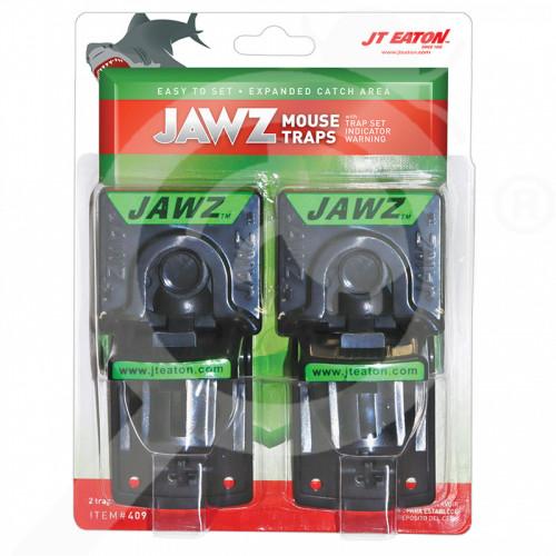 gr jt eaton trap jawz plastic mouse traps set of 2 - 0, small