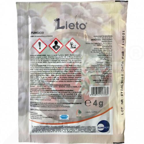 gr oxon fungicide lieto 40 g - 0, small