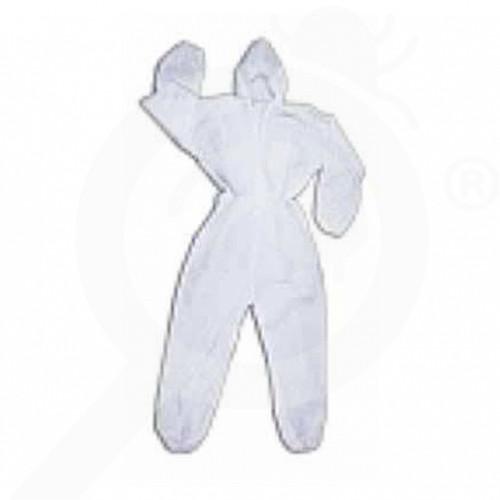 gr eu safety equipment polypropylene coverall xxl - 0, small
