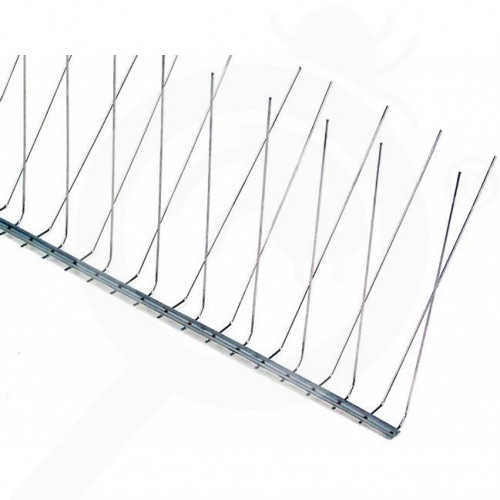 gr nixalite repellent bird spikes e model half 0 6 m - 0, small