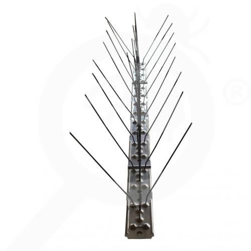 gr eu repellent bird spikes 64 steel 3 rows - 0, small
