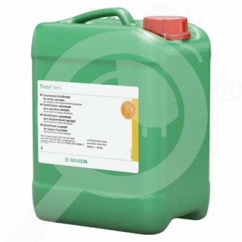 gr b braun disinfectant tiutol dent 5 l - 0, small
