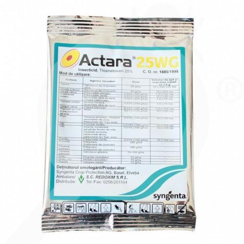 gr syngenta insecticide crop actara 25 wg 4 g - 0