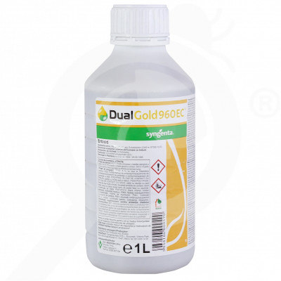 sl syngenta herbicide dual gold 960 ec 1 l - 0