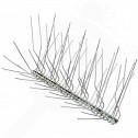 sl nixalite repellent bird spikes s model 0 6 m - 0, small