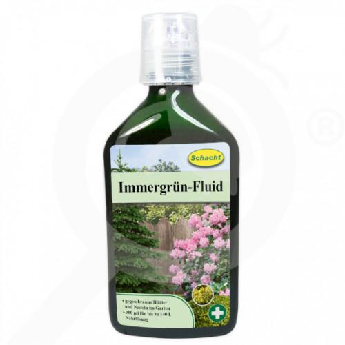 sl schacht fertilizer evergreen fluid 350 ml - 1, small