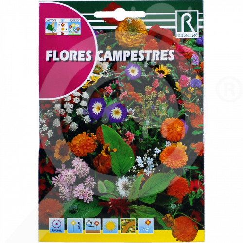 sl rocalba seed flores campestres 2 g - 0, small