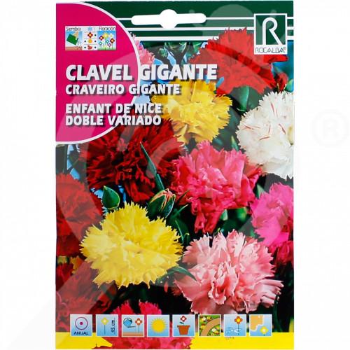 sl rocalba seed carnations enfant de nice doble variado 1 g - 0, small