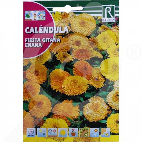 sl rocalba seed marigold fiesta gitana enana 3 g - 0, small