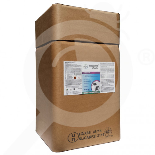 sl bayer rodenticide racumin paste 50 kg - 0, small