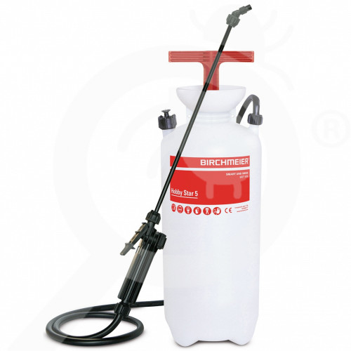sl birchmeier sprayer fogger hobby star 5 - 0, small