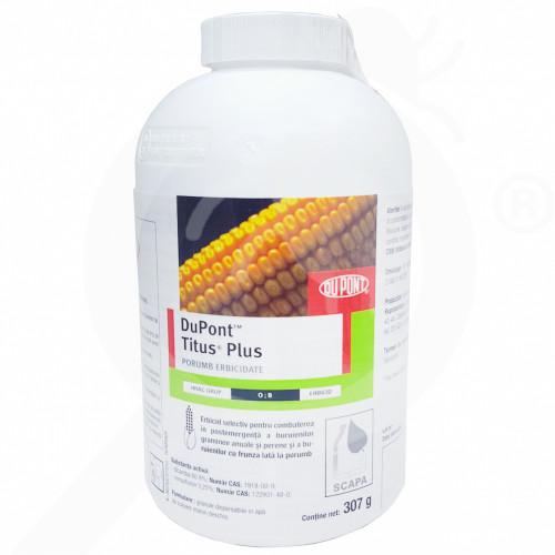 sl dupont herbicide titus plus 307 g - 0, small