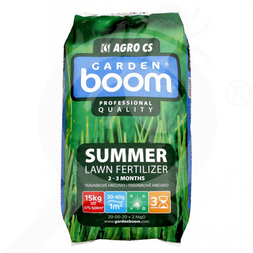 sl garden boom fertilizer summer 20 00 20 2mgo 15 kg - 0, small