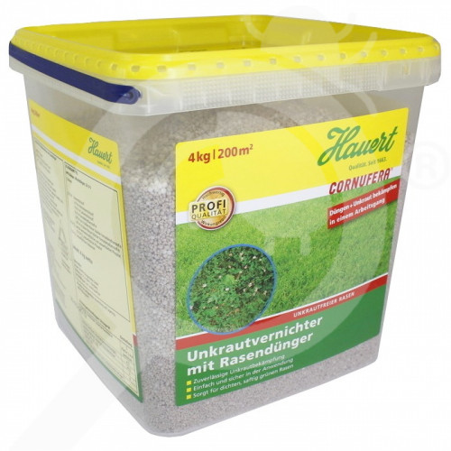sl hauert fertilizer grass cornufera uv 4 kg - 0, small