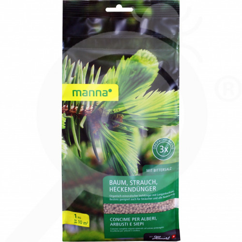 si hauert fertilizer ornamental conifer shrub 1 kg - 0, small