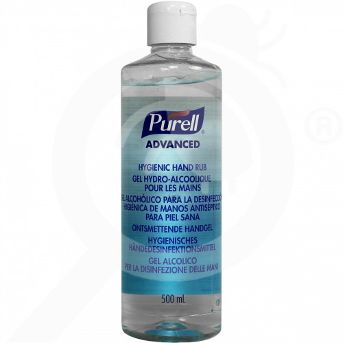 sl gojo disinfectant purell advanced 500 ml - 0, small
