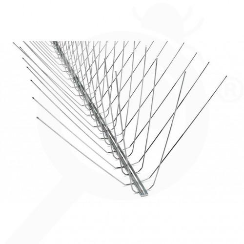 sl nixalite repellent bird spikes e model full 0 6 m - 0, small