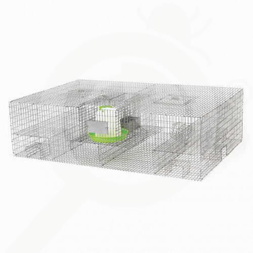 si bird x trap sparrow trap accessories included 91x61x25 cm - 0, small