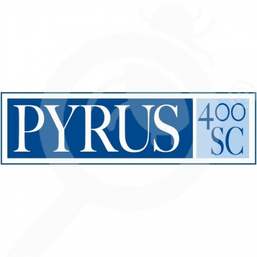 sl arysta lifescience fungicide pyrus 400 sc 5 l - 0