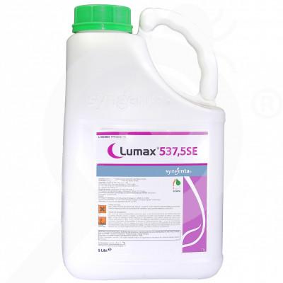 es syngenta herbicide lumax 537 5 se 5 l - 0