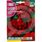 es rocalba seed carnations gigante mejorado rojo 1 g - 0, small