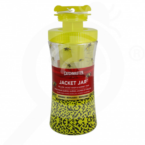 es catchmaster trap jacket jar - 1, small