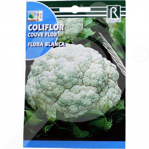es rocalba seed cauliflower flora blanca 3 g - 0, small