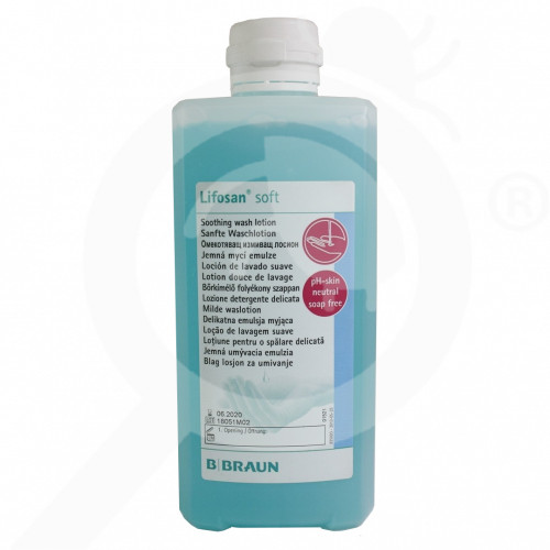 es b braun disinfectant lifosan soft 500 ml - 0, small