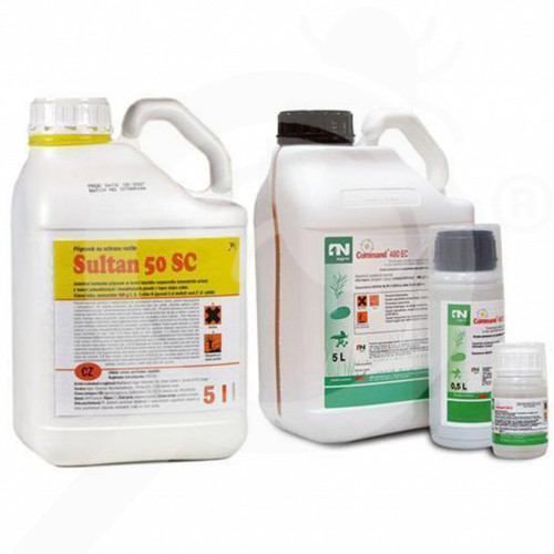 es agan chemicals herbicide sultan 15 l kalif 2 l grounded 2 l - 0, small