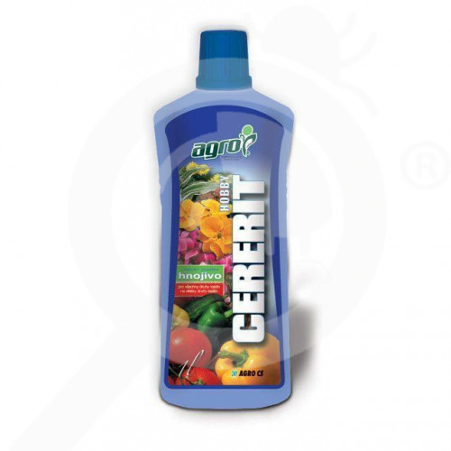 es agro cs fertilizer cererit hobby liquid 1 l - 0, small